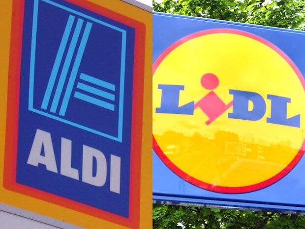 aldi and lidl supermarkets