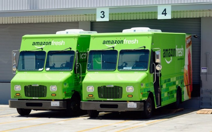 Morrisons and Amazon announce joint venture