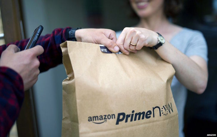 Amazon expands one hour delivery service just in time for Christmas