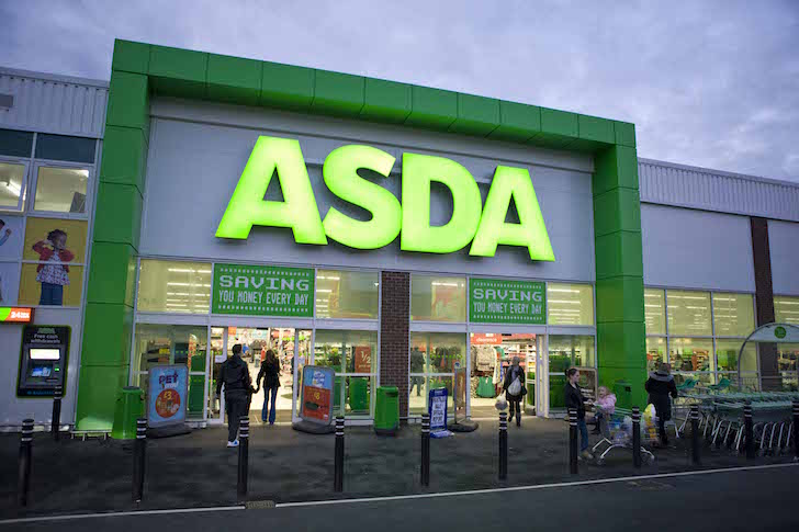 Asda to launch new parcel collect and return service