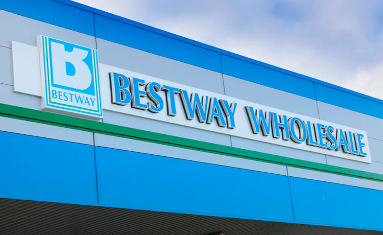 bestway cash and carry store