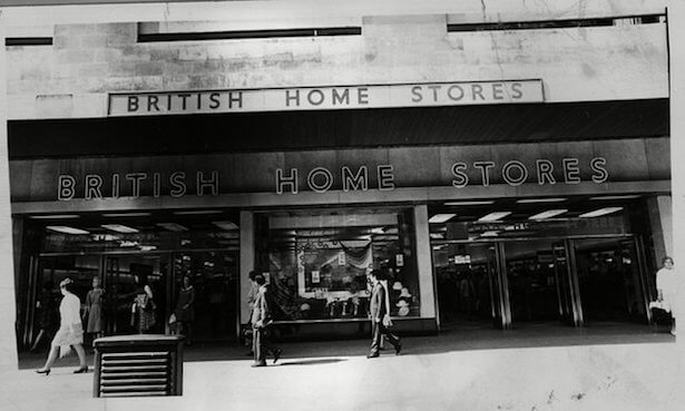bhs stores end of an era