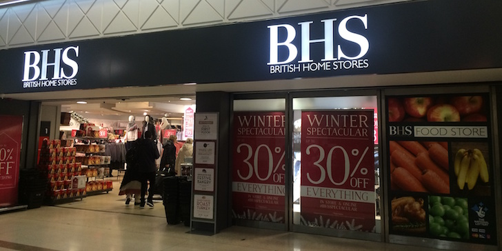 BHS job losses may just be tip of iceberg as store closure fears grow