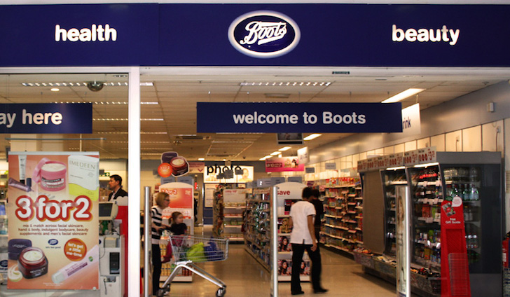 Boots to remove sweet temptation from checkouts
