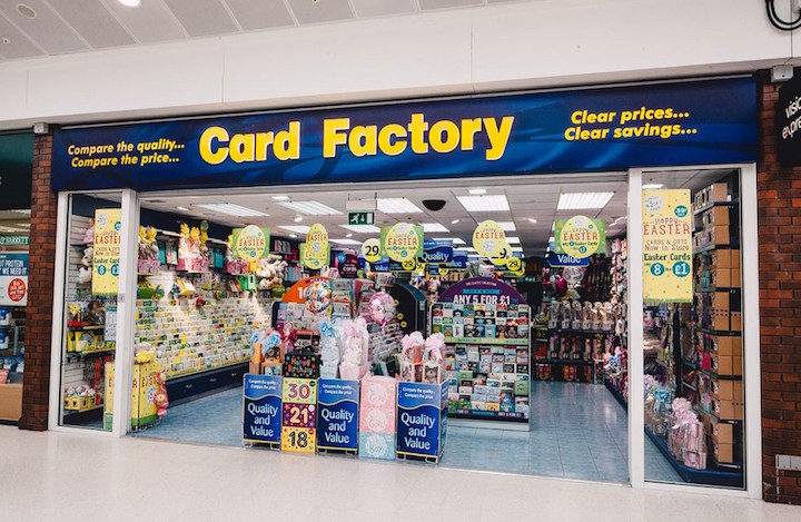 Card Factory has plenty to celebrate after pre-tax profits almost double