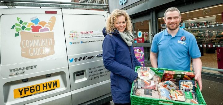 co op food waste reduction scheme