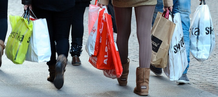 No Easter bonanza for retailers as shoppers stay away
