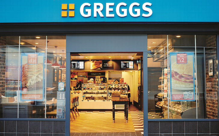 Success tastes sweet for Greggs as sales grow