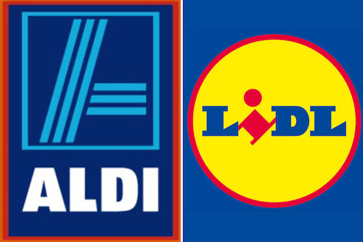 aldi and lidl geographical presence strategy