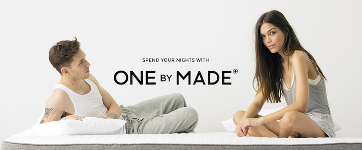 Made.com springs into UK bed market with new mattress