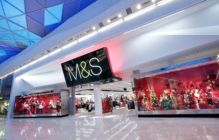 Marks and Spencer hoping for Christmas mobile shopping surge