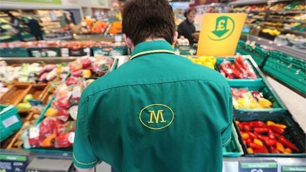 morrisons store groceries