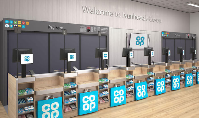 new co op stores