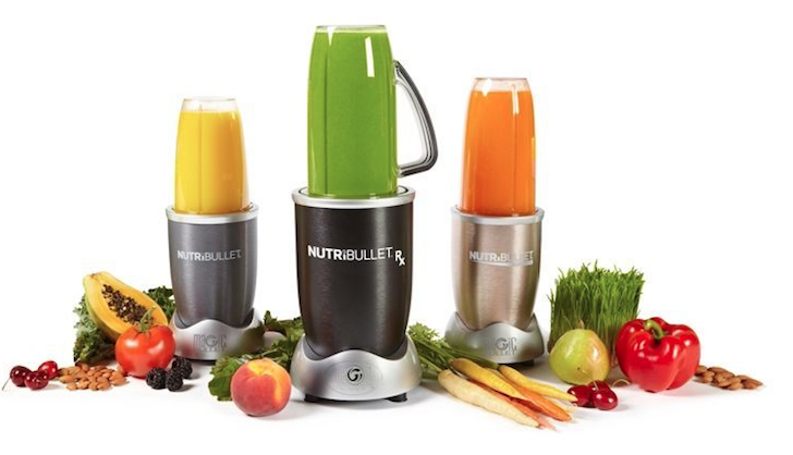 NutriBullet shoots to top of wedding gift wish lists