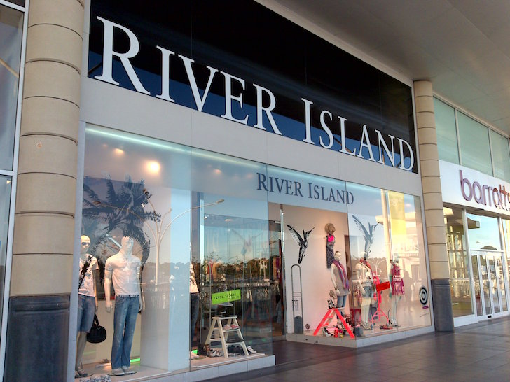 Click and Dont Collect service launched by River Island
