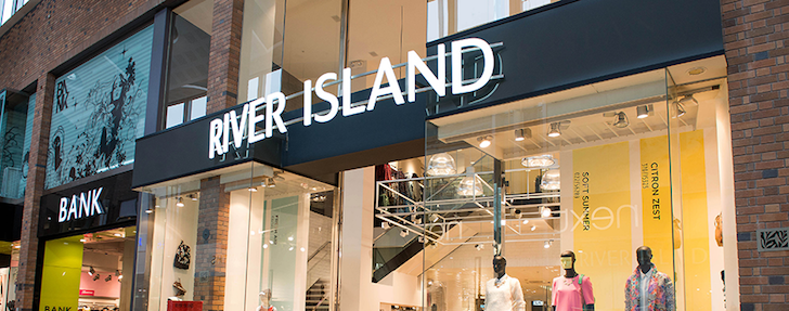 New River Island plus size collection to be available from March