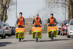 sainsburys electric bike deliveries