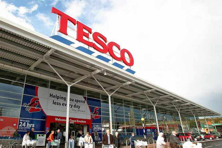 Tesco launches limited try before you buy scheme