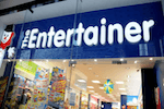 the entertainer toy store