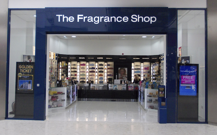 Sweet smell of success for The Fragrance Shop