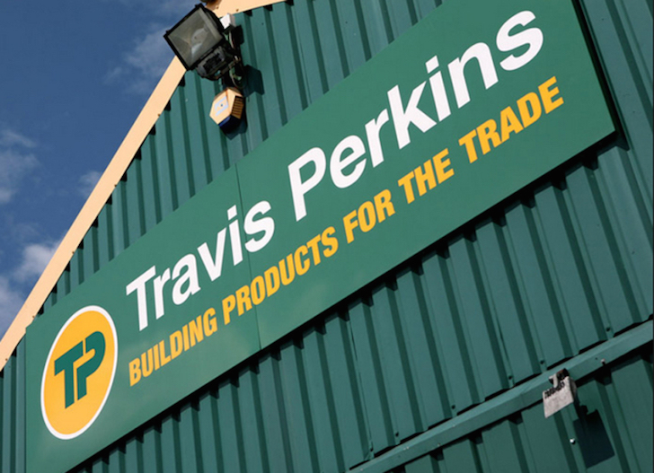 Sales perk up for Travis Perkins