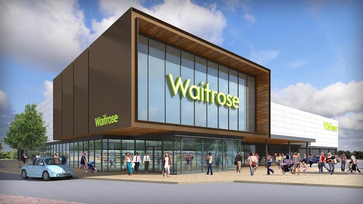 New year brings new store openings for Waitrose