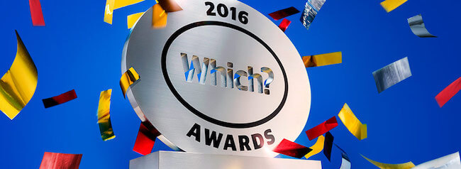 which? awards 2016